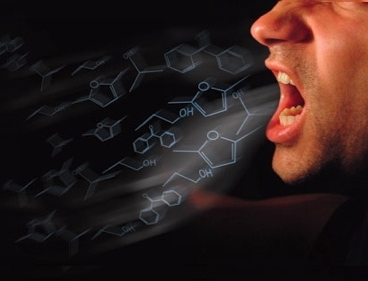 Exhaled breath might soon become an efficient diagnosis toolImage credits: Cure Halitosis