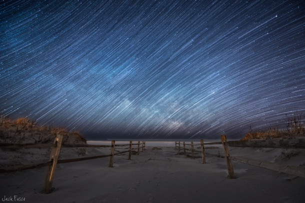 Night Sky - Live Free Collection. Credits: Jack Fusco
